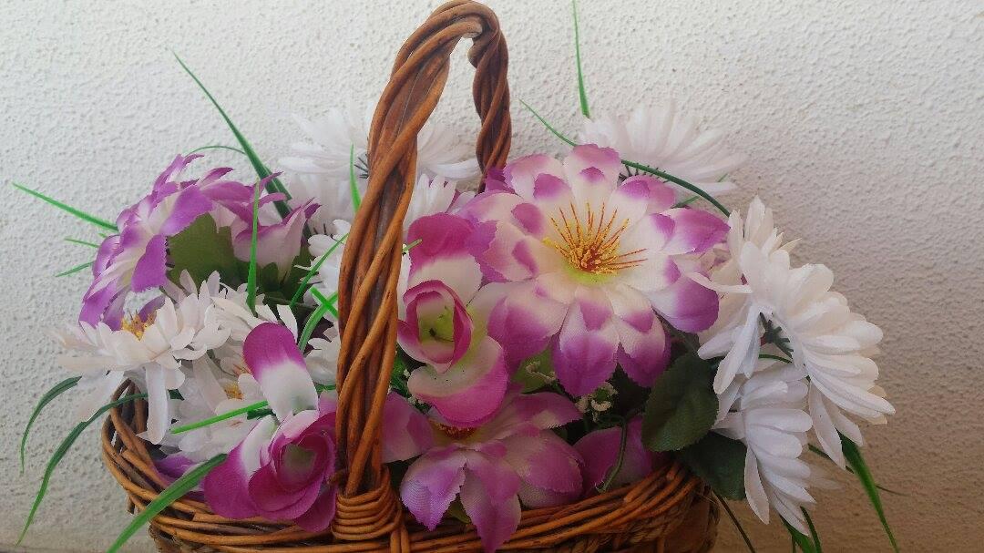 Bouquet, by Mary Carmen Pogo, CC 4